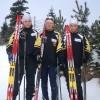 16 2004 Winter mit Ski
